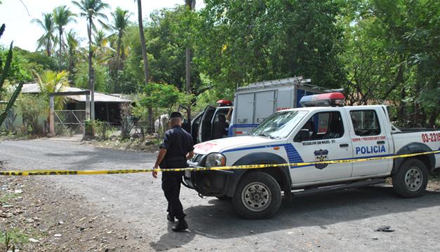 Seis homicidios reportados en Usulután el martes hasta el mediodía. /MARISELA ÁVILA