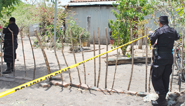 Las autoridades creen que la cantidad de homicidios es obra de las pandillas. /Marisela Ávila