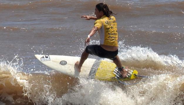 La selección de surf viajó a Nicaragua a una nueva competencia internacional. / DEM