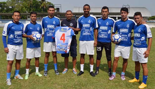 Son siete los jugadores que se mantienen desde la llegada de Jorge Rodríguez a Metapán. /JM