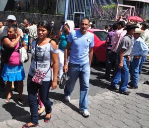 Solo el 26% de los salvadoreños conoce la ley de acceso a la información según World Justice Project. /DEM