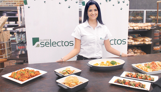 Marcela Ramírez, jefe de desarrollo de nuevos productos de Super Selectos. /DEM