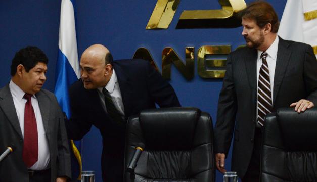 ANEP-Gobierno