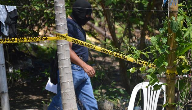Los primos Hernández fueron asesinados al interior de su vivienda en Cuscatlán. /W. Urbina