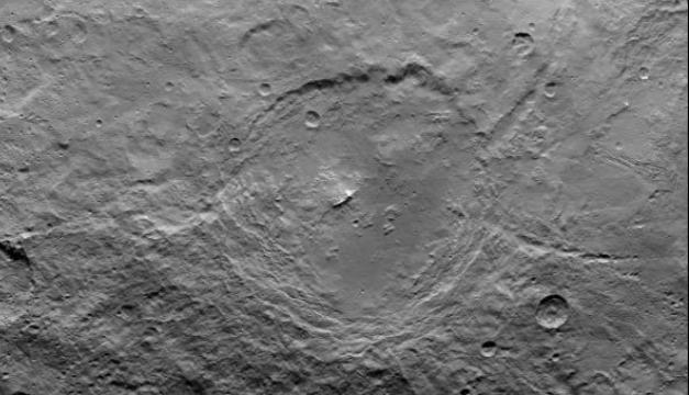 FOTO: Crédito NASA