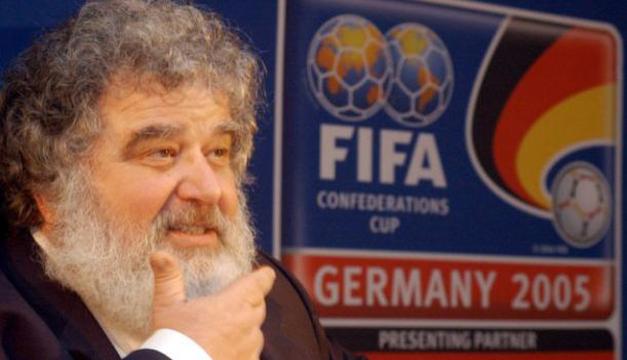 Charles Gordon Blazer destapó el escándalo de la FIFA.