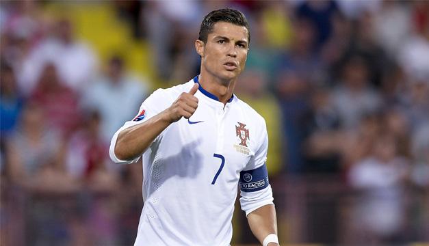 Cristiano Ronaldo. EFE