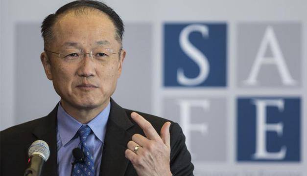 Jim Yong Kim. EFE