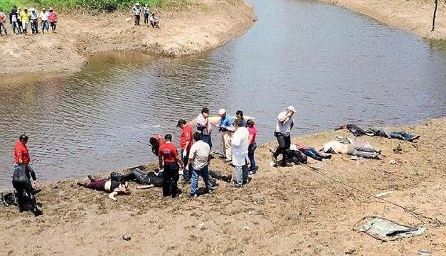 Mexico migrantes