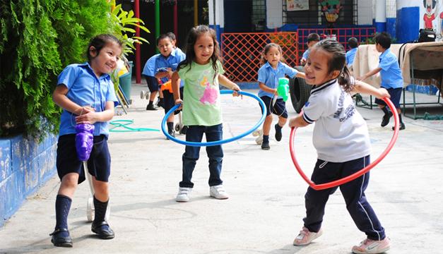 La mayoría de salvadoreños entre cero y tres años no tienen acceso a la educación. /DEM