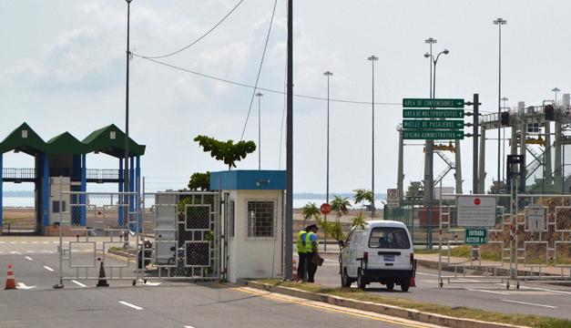 El Gobierno evalúa opciones para que el puerto de La Unión no quede ocioso, entre ellas está un APP o contratación directa./DEM