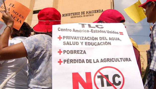 La mayoría de protestas estuvieron enfocadas a la desventaja para los productores nacionales. /DEM