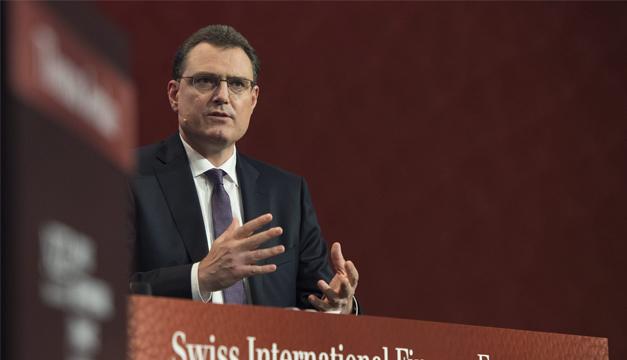 Presidente de la institución: Thomas Jordan/Foto:EFE