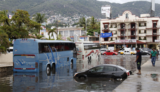 Acapulco, México. EFE