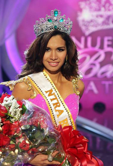 Imagen tomada de la página oficial de Nuestra Belleza Latina.