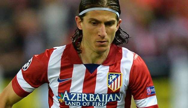 Atletico de madrid-Filipe Luis