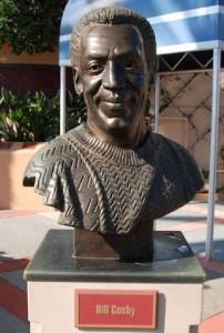 Bill-Cosby -busto