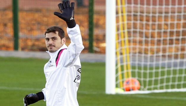 FOTO: Iker Casillas / EFE - Diario El Mundo