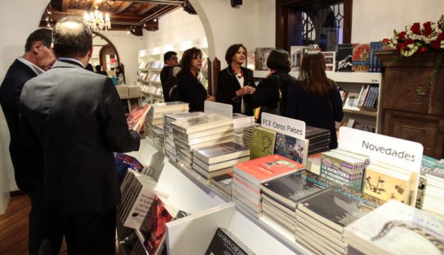Parte del centro cultural  en honor a Carlos Fuentes. Foto/EFE.