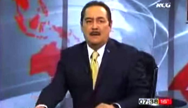 FOTO: Captura de pantalla / Video - Diario El Mundo