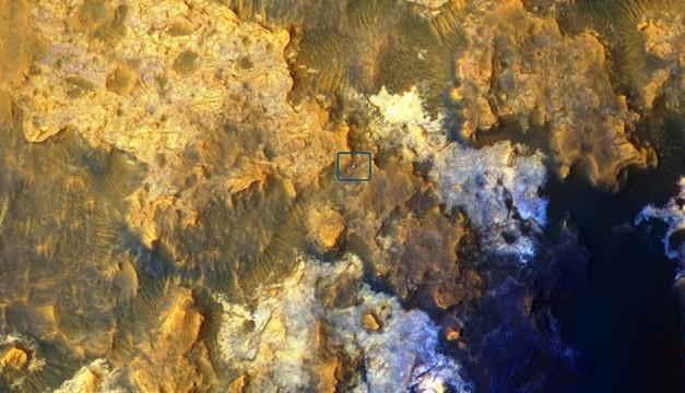 FOTO: NASA / Diario El Mundo