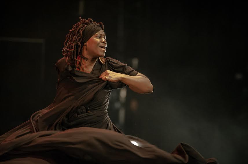 La obra aborda los anhelos de tres artistas a través de la actuación, la danza y el canto/ CORTESÍA