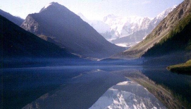 FOTO: Lago El Baikal / Diario El Mundo