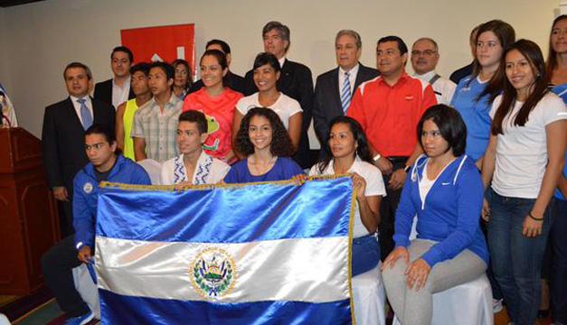 Foto: Crédito Comité Olímpico de El Salvador