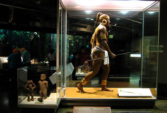 Museo de Oro Precolombino. Tomada de internet
