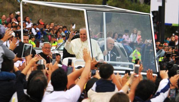FOTO:  Papa Francisco / EFE - Diario El Mundo
