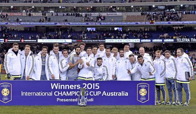FOTO: Real Madrid - Agencia EFE / Diario El Mundo