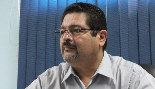 Director de Centros Penales, Rodil Hernández. Cortesía DGCP.