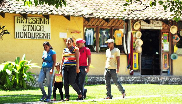 Turismo-Honduras