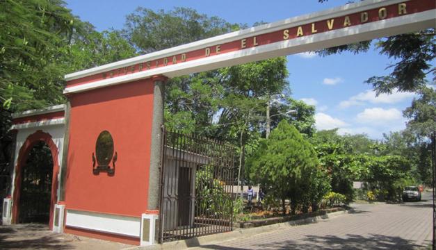 Cortesía/Universidad de El Salvador