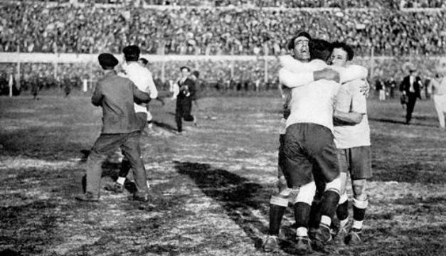 FOTO: Crédito Federación Uruguaya de Fútbol en Twitter