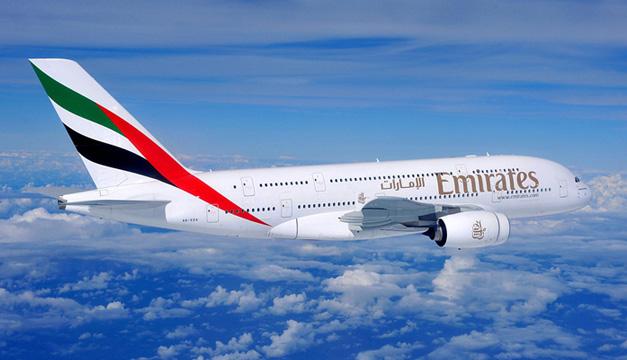 Aerolinea-Emirates
