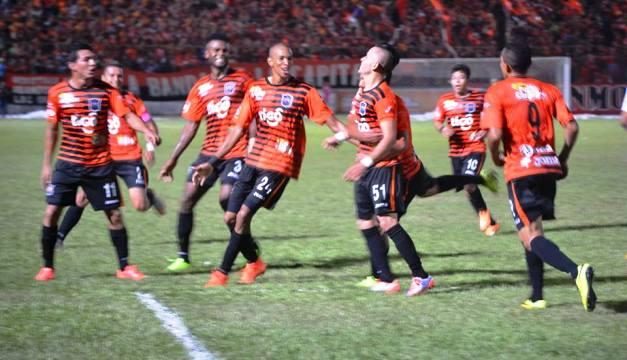 FOTO: Extraída de la cuenta oficial de Club Deportivo Águila en Facebook / Diario El Mundo