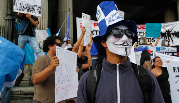 Anonymous-hackers-guate
