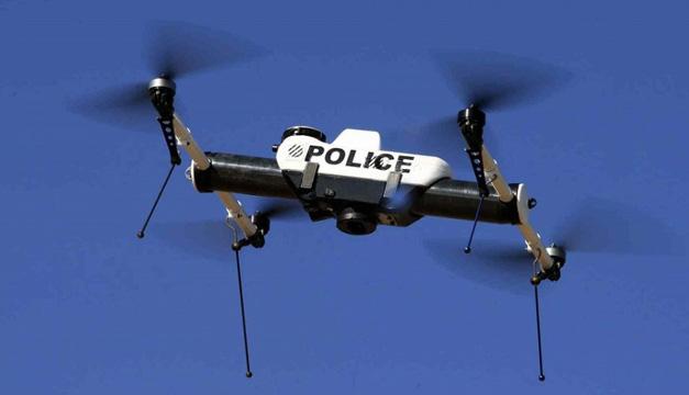 Dron-Policia-Dakota