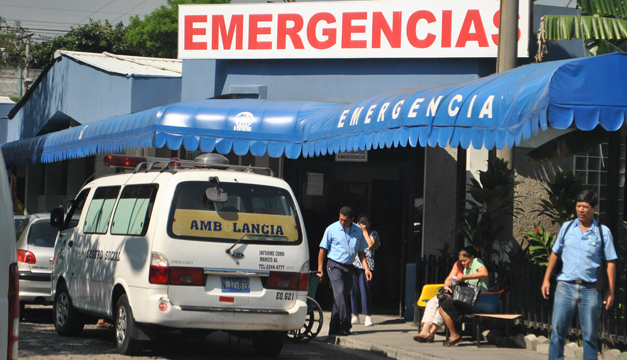 EMERGENCIAS-ISSS