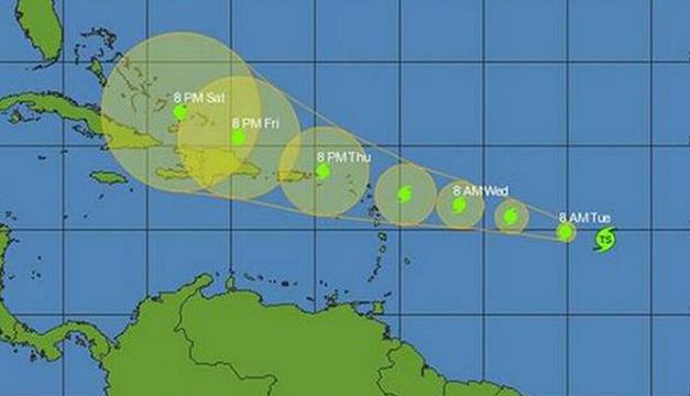 Huracanes Florida