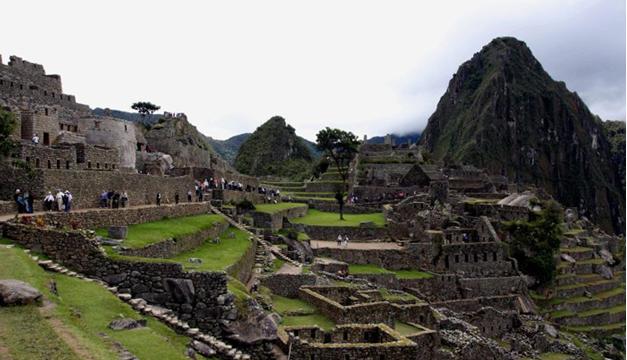 Machu Pichu. Cortesía: La Prensa, Perú.