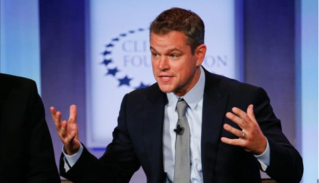 Matt Damon-EFE