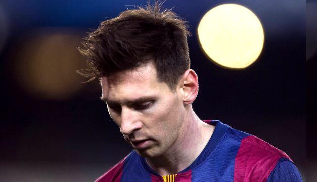 FOTO: Lionel Messi - Agencia EFE / Diario El Mundo