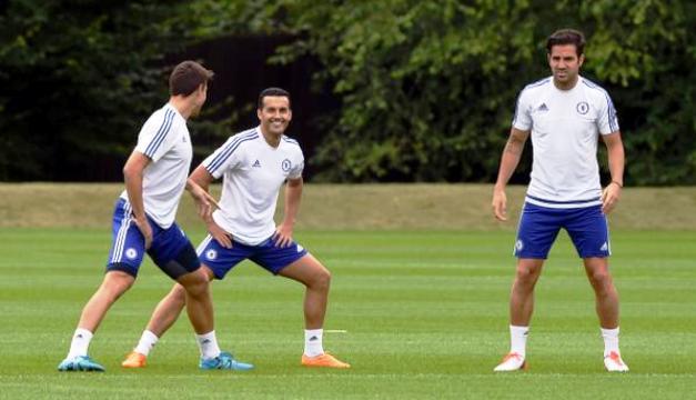 FOTO: Extraída de la cuenta oficial del Chelsea en Twitter / Diario El Mundo