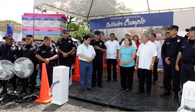 Cortesìa: Radio Nacional de El Salvador.