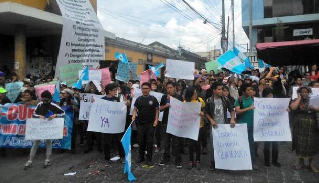 FOTO: Crédito Prensa Libre de Guatemala