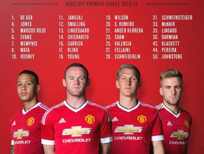 FOTO:  Cuenta de Twitter del Manchester United