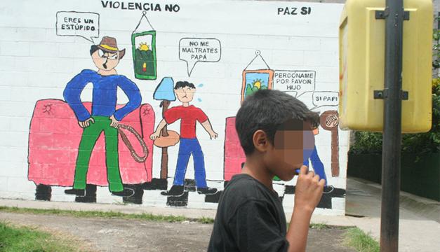 Violencia-infantil