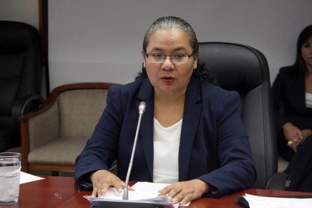03 Licda Dafne Sanchez de Munoz Magistrada Propietaria